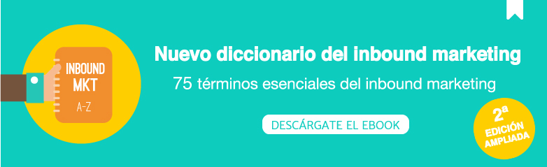 Diccionario del inbound marketing