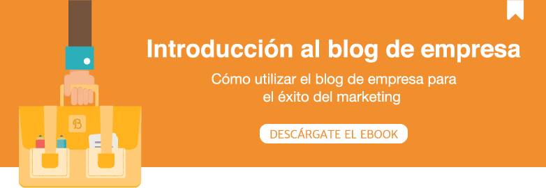 Introduccion al blog de empresa